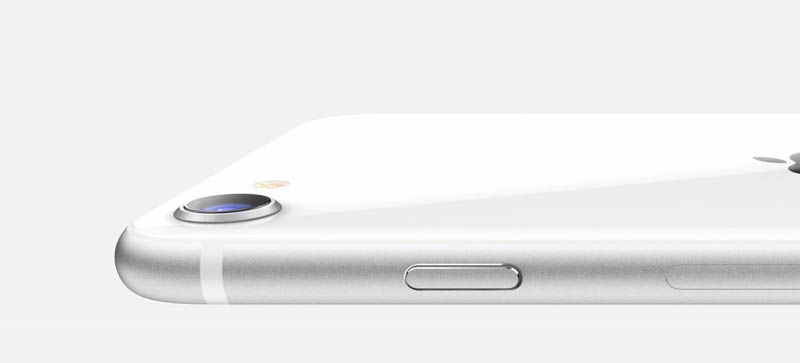 Camara iPhone SE 2020 Techandising