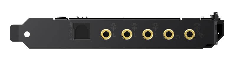 Sound BlasterX AE-5 Plus conexiones Techandising