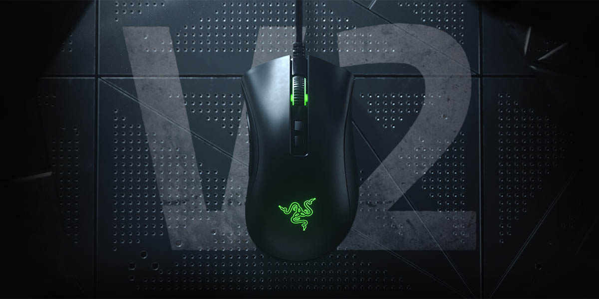 Review Razer Deathadder V2 Techandising Portada
