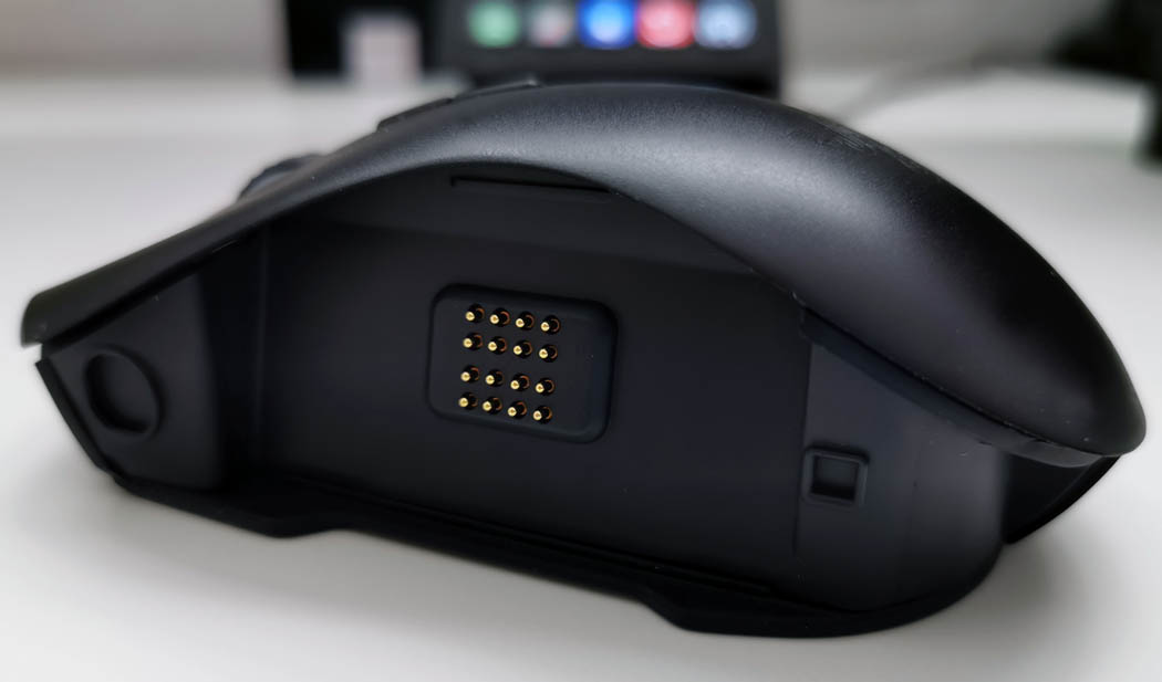 Review Razer Naga Trinity - abierto Techandising