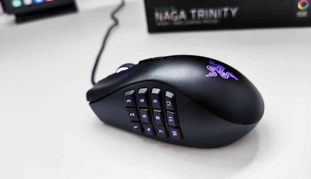 Review Razer Naga Trinity - general 1Techandising