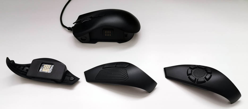 Review Razer Naga Trinity - general 2 Techandising
