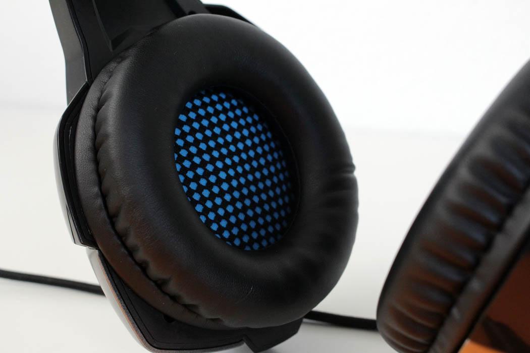 Review auriculares Adesso Xtream G4 Techandising almohadilla