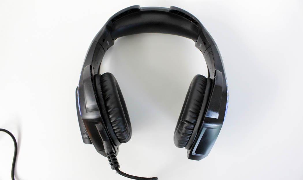 Review auriculares Adesso Xtream G4 Techandising general 2
