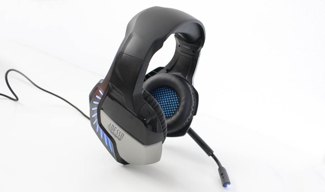 Review auriculares Adesso Xtream G4 Techandising general
