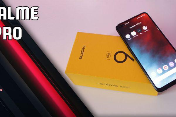 Review Realme 6 Pro Techandising