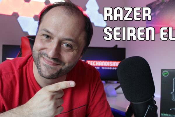 Portada review Razer Seiren Elite