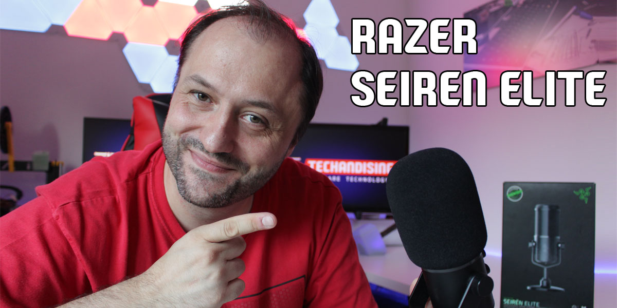 Portada review Razer Seiren Elite