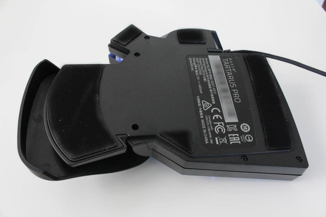 Review Razer Tartarus Pro Techandising inferior