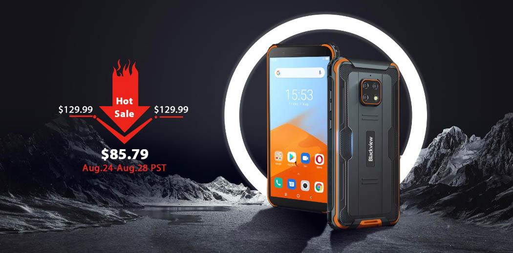 Blackview BV4900 oferta Techandising