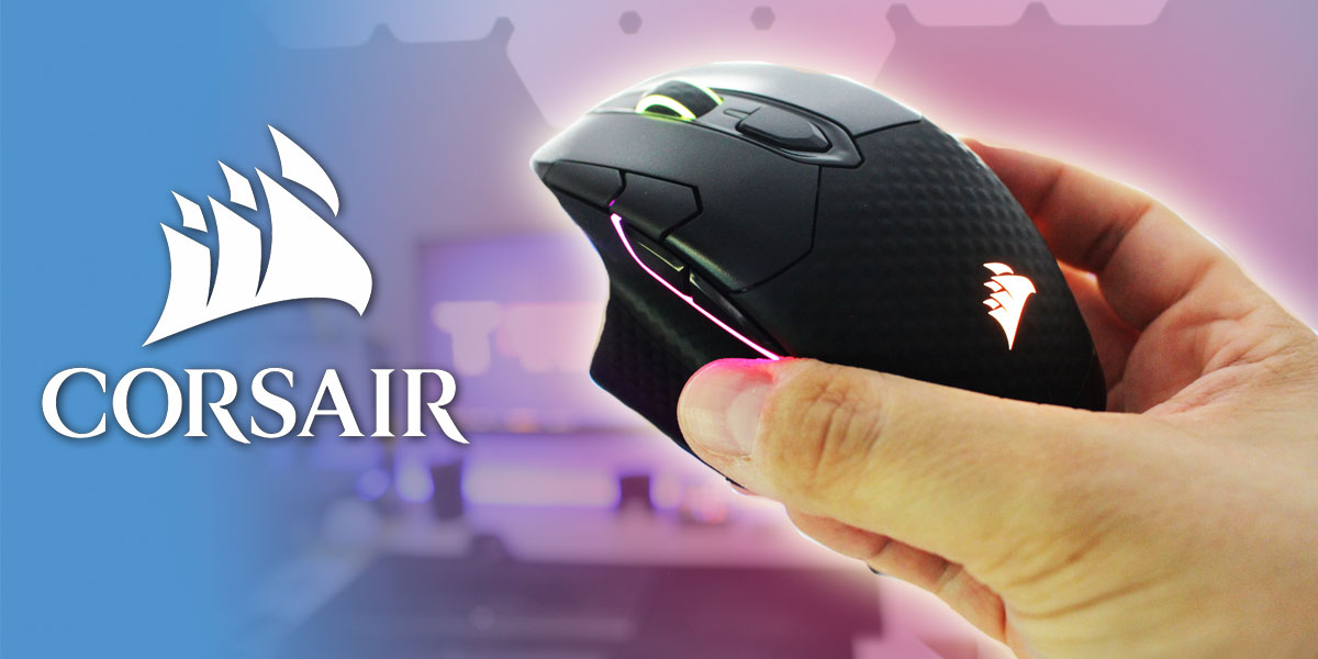Review Corsair Dark Core RGB Pro Techandising Portada