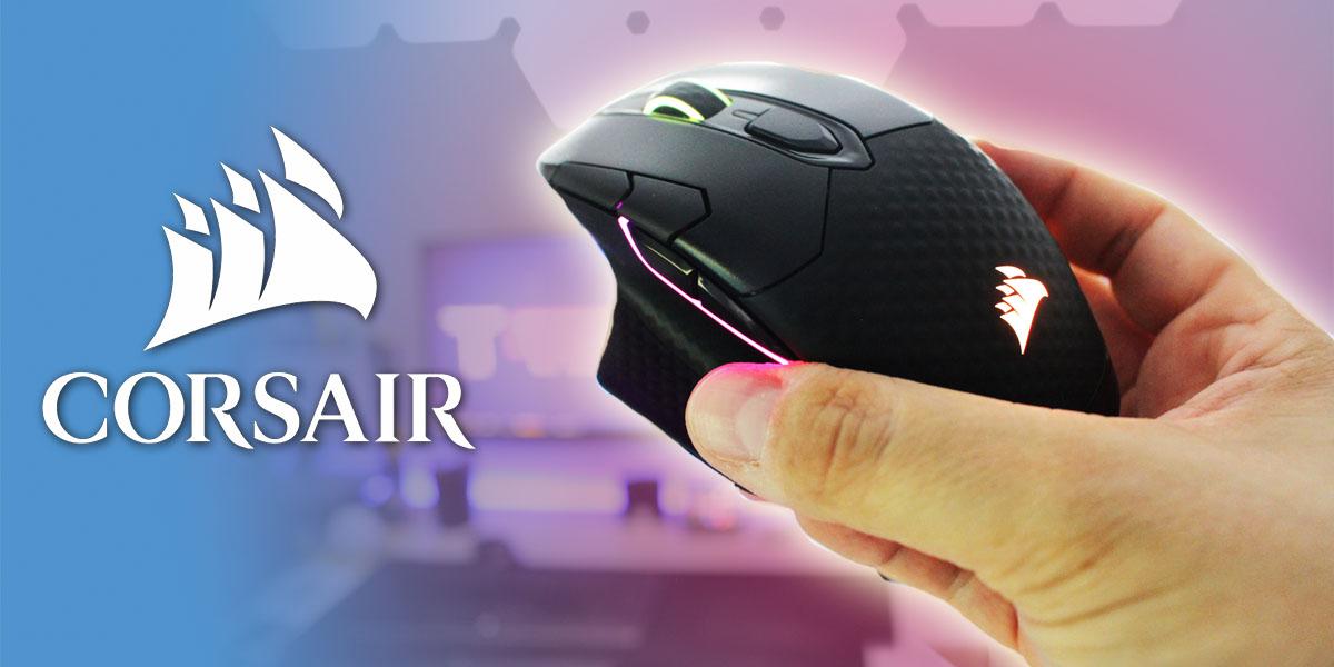 Review Corsair Dark Core RGB Pro Techandising Portada