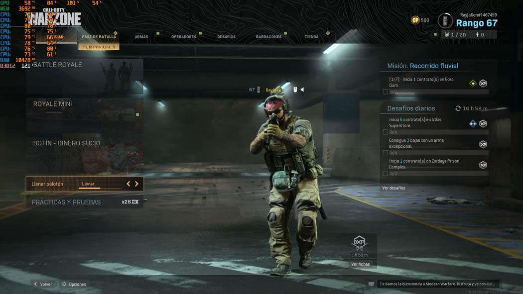 Review Legion C730 Warzone 1 Techandising