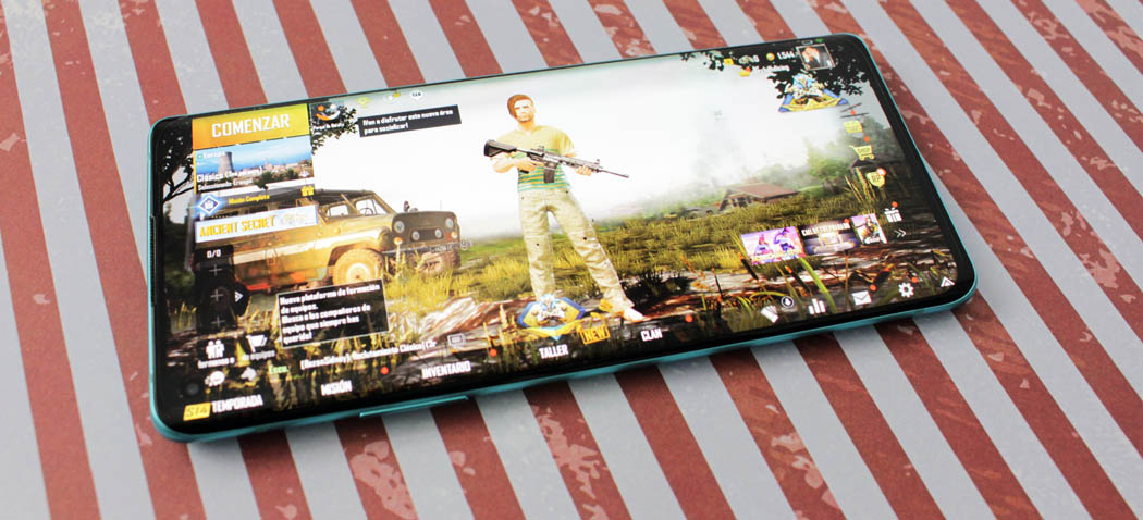 Review OnePlus 8 Analisis Techandising PUBG