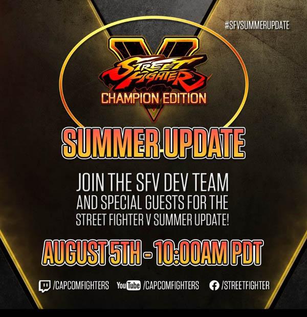 Street Fighter V Champion Edition 2 Techandising