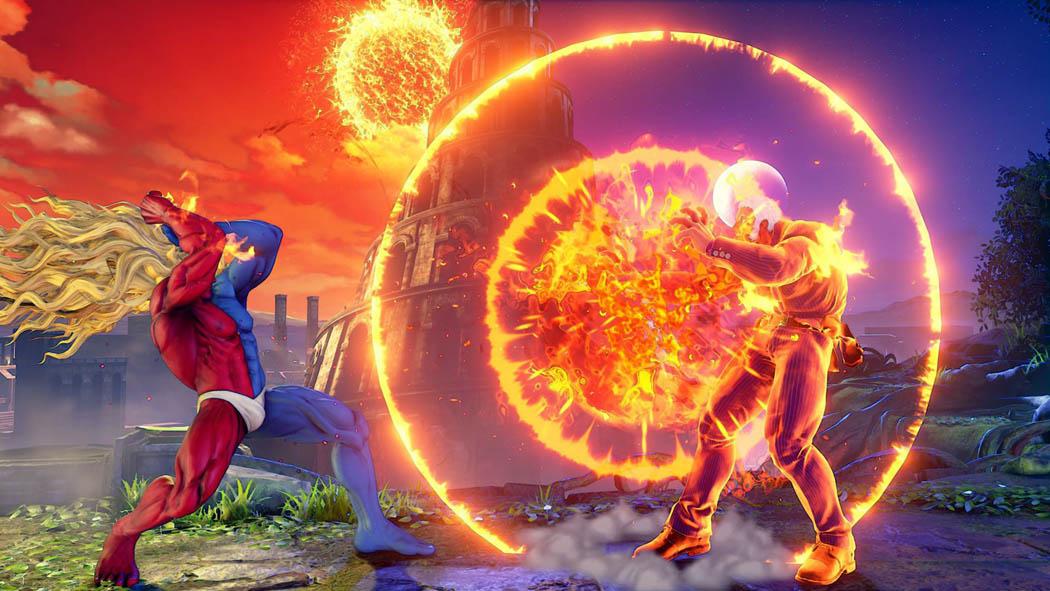 Street Fighter V Champion Edition Techandising