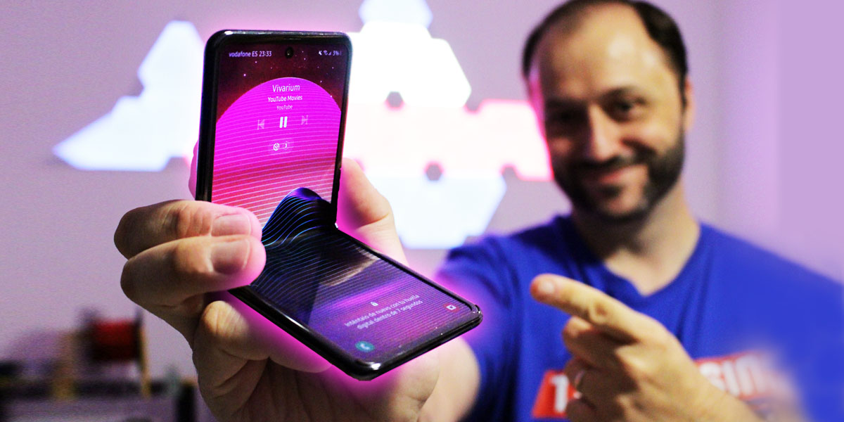 Review Samsung Galaxy Z Flip blog