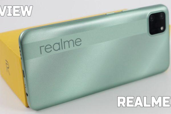Review Realme C11 Techandising