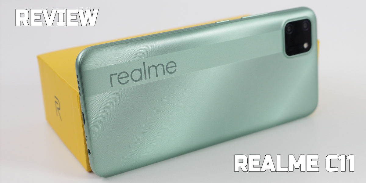 Review Realme C11 Techandising