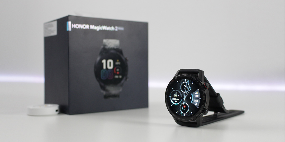 Review Honor MagicWatch 2 Techandising portada