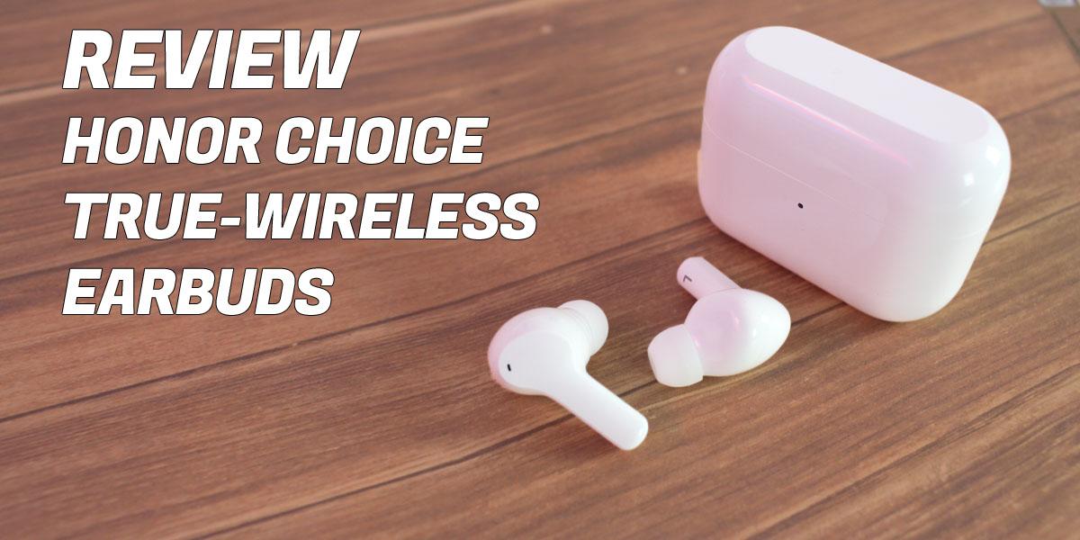Review Honor True Wireless Earbuds Portada Techandising